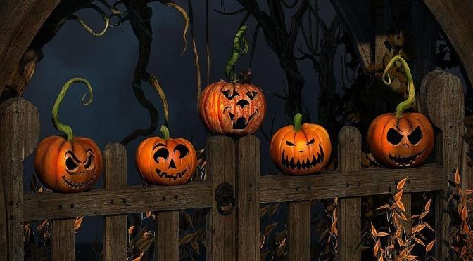 Halloween at litercurious