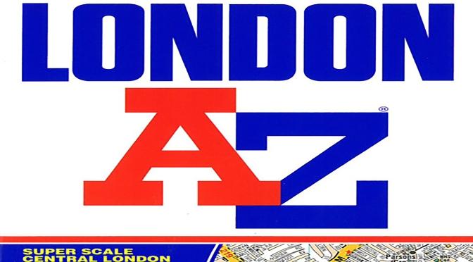 London A-Z – REVIEW