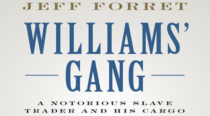 WILLIAMS' GANG – REVIEW