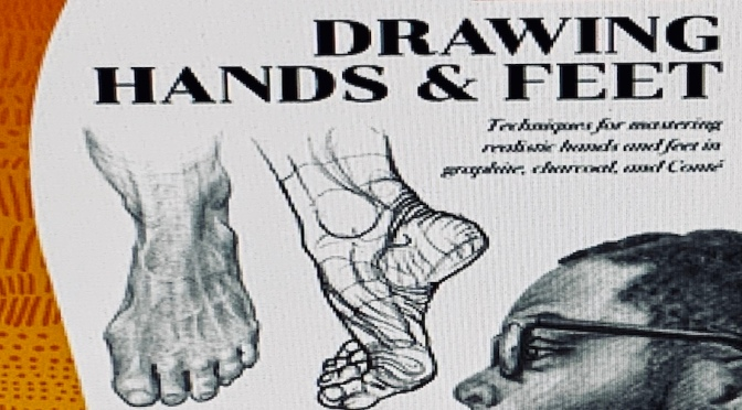 DRAWING HANDS & FEET – REVIEW