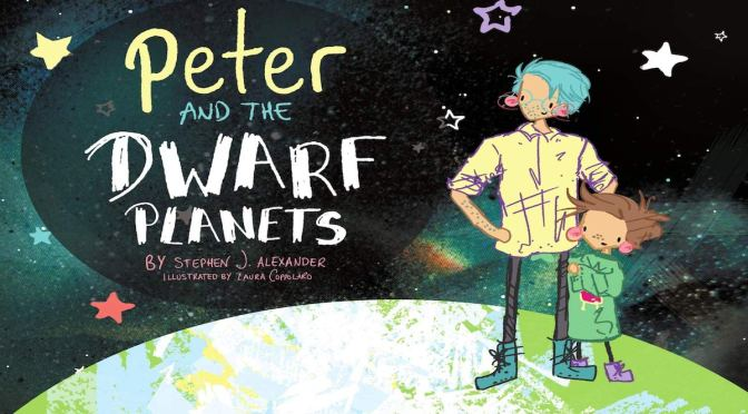 PETER AND THE DWARF PLANETS – REVIEW