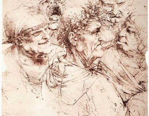Pen and Ink — The Renaissance