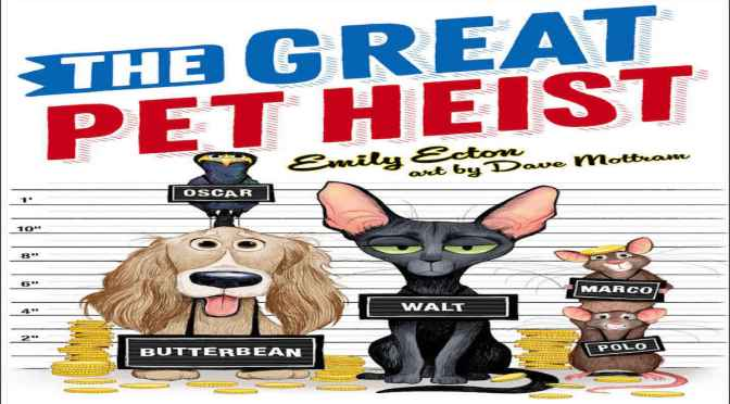 THE GREAT PET HEIST – Review