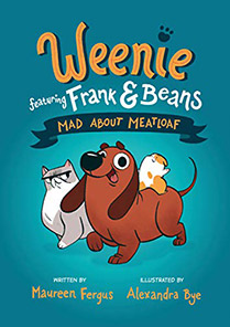 Mad About Meatloaf by Maureen Fergus Children's Fiction Book Review