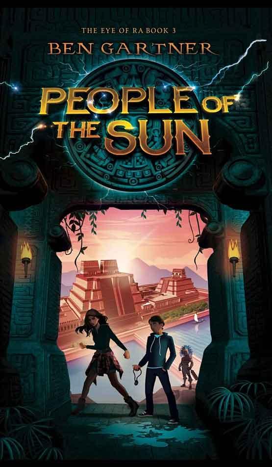 People of the Sun by Ben Gartner